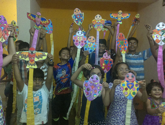 Kite Making Workshop-Fly360