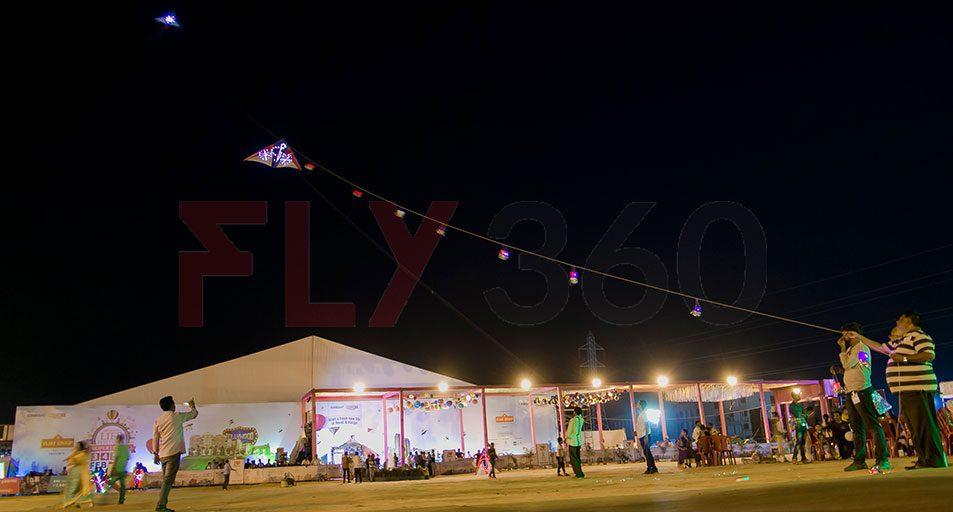 Night-kite-flying