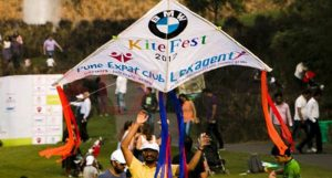 Advertising on Kite - Personalized Kites