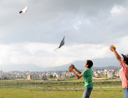 Reviving Kite Flying – The Ancient Art